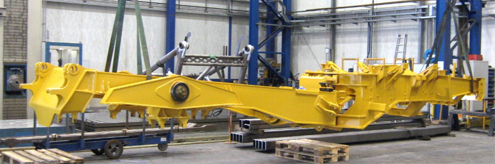 Fahrzeugrahmen - Gothaer Fahrzeugtechnik GmbH